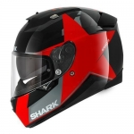 SHARK SPEED-R 2 TEXAS Black Red Anthracite