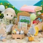 ซิลวาเนียน รถเข็นขายของเล่น (JP) Sylvanian Families Toy Wagon
