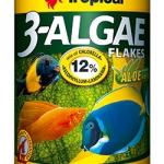อาหารปลา TROPICAL 3-Algae Flakes