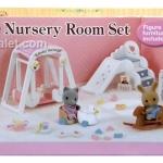 ซิลวาเนียน ห้องนอนเบบี้ (EU) Sylvanian Families Nursery Room Set