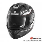SHARK RIDILL TIKA Mat Black anthrac white