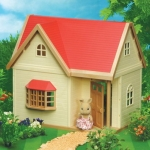 [SOLD OUT] บ้านตุ๊กตาซิลวาเนียน..โรสคอตเทจ (JP) Sylvanian Families Rose Cottage