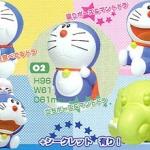 ซอฟบี้โดราเอมอน ตอนโนบิตะนักบุกเบิกอวกาศ 5แบบ+1ตัวลับ (Doraemon Softby Part-1)