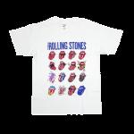 เสื้อยืดวง Rollingstones ผ้า Gildan xS-3XL [ROLLING126MAY]