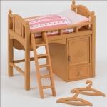 ซิลวาเนียน เตียงสูงสำหรับเด็ก (JP) Sylvanian Families Loft Bed