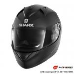 SHARK RIDILL BLANK Mat Black Mat