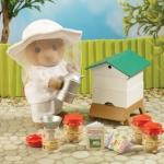ซิลวาเนียน คนเลี้ยงผึ้งและรังผึ้ง (UK) Sylvanian Families Beekeeper & Beehive