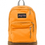 JanSport Right Pack - Orange/Gold