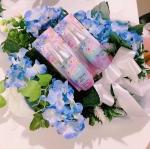 HOT !! เจลน้ำดอกไม้ 2 ขวด ส่งฟรี!!