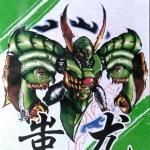 โมเดลกันดั้ม SD สุโหยว (Shi yuu)