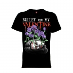 เสื้อยืด วง Bullet for My Valentine แขนสั้น แขนยาว S M L XL XXL [2]