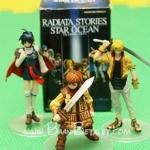 โมเดลสตาร์ โอเชี่ยน 6 แบบ (Radiata Stories: Star Ocean Trading Arts)