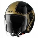 SHARK RSJ 3 SASSY Black Gold glitter