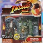 ฟิกเกอร์อินเดียน่าโจนส์ภาค 1 (Indiana Jones with Temple Trap Figures)