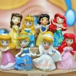 โมเดลตุ๊กตาเจ้าหญิงดีสนีย์ 8 แบบ (Disney Princesses)