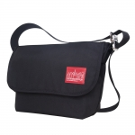 Manhattan Portage Vintage Messenger Bag JR – Black Size MD