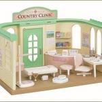 โรงพยาบาลซิลวาเนียน Sylvanian Families Country Clinic