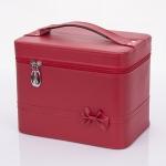 กระเป๋ารุ่นโบว์สีแดง