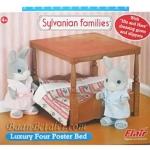 ซิลวาเนียน เตียงเสา (UK) Sylvanian Families Luxury Four Poster Bed
