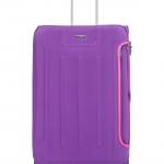 "Bonny กระเป๋าเดินทาง รุ่น BN602 Size 24"" สีม่วง"