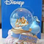 [SOLD OUT] ลูกแก้วดนตรีอะลาดิน (Disney Aladdin Musical Water Globe)