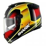 SHARK SPEED-R 2 STARQ Black Yellow Red