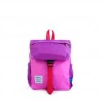 Hellolulu กระเป๋าเด็ก รุ่น LINUS - Purple/Neon Pink