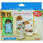 ซิลวาเนียน..ชุดหมอฟัน (UK) Sylvanian Families Dentist Set
