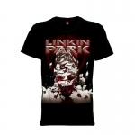 เสื้อยืด วง Linkin Park แขนสั้น แขนยาว S M L XL XXL [5]