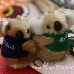 ของฝากจาก AUS: พวงกุญแจหมีโคอาล่า (Koala Bear)