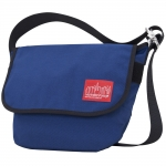 Manhattan Portage Vintage Messenger Bag – Navy Size SM