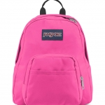 JanSport กระเป๋าเป้ รุ่น Half Pint - Fluorescent Pink