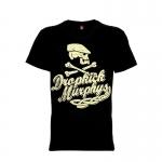 เสื้อยืด วง Dropkick Murphys แขนสั้น แขนยาว S M L XL XXL [1]