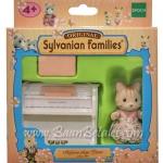ซิลวาเนียน พี่สาวแมวลายกับเปียโน (EU) Sylvanian Families Stefania Plays Piano
