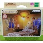 ชุดโคมไฟและผ้าม่านซิลวาเนียน Sylvanian Families Home Interiors Set