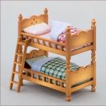 ซิลวาเนียน เตียงนอนเด็ก 2 ชั้น (JP) Sylvanian Families Child Bed