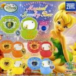 ตลับเก็บเครื่องประดับทิงเกอร์เบลล์ 5 ชิ้น (Tinker Bell - Disney Fairies Magical Jewelry Box)