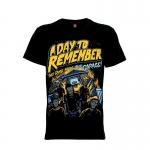 เสื้อยืด วง A Day to Remember แขนสั้น แขนยาว S M L XL XXL [6]
