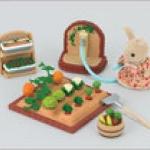 ซิลวาเนียน แปลงปลูกผัก (EU) Sylvanian Families Vegetable Garden Set