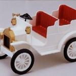 ซิลวาเนียน..รถยนต์สีขาว (EU) Sylvanian Families Wedding Car