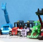 โมเดลรถเหล็กบ๊อบเทคอะลอง (LOOSE TakeAlong Bob&Friends)