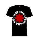 เสื้อยืด วง Red Hot Chili Peppers แขนสั้น แขนยาว S M L XL XXL [6]