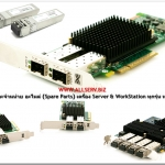 04U852 [ขาย,จำหน่าย,ราคา] Dell/QLogic 2Gb/s FC Single Port PCI-X HBA