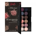 Sleek Makeup i-Divine Mineral Based Eyeshadow Palette #Oh So Special