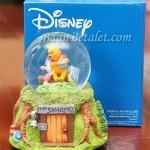 [หมดค่ะ] ลูกแก้วดนตรีหมีพูห์และผองเพื่อน (Winnie the Pooh Musical Water Globe)