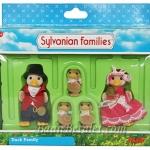 ครอบครัวซิลวาเนียน คุณเป็ดแวดดลิงตัน 5 ตัว (UK) Sylvanian Families Duck Family