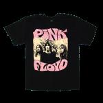เสื้อยืด วง Pink Floyd แขนสั้น งาน Vintage ลายไม่ชัด ทุกขนาด S-XXL [Easyriders]