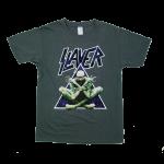 เสื้อทัวร์ วง Slayer ผ้า Gildan xS-3XL [Gildan]