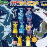 ห้อยโทร/คล้องกระเป๋า..โปเกมอนมีแสง 5 ชิ้น (Pokemon Light Strap)