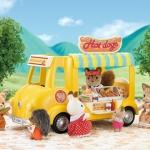 ซิลวาเนียน รถขายฮอตดอก Sylvanian Families Hot Dog Van